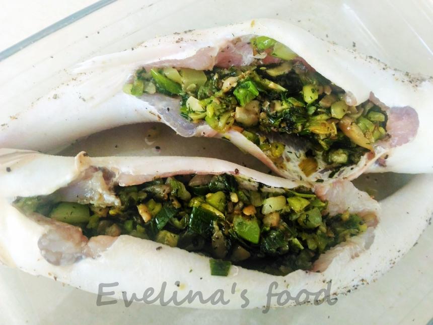 salau cu legume la cuptor (4)