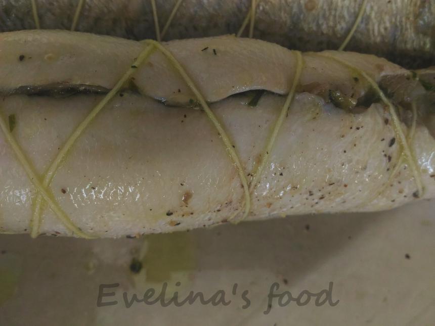 salau cu legume la cuptor (6)