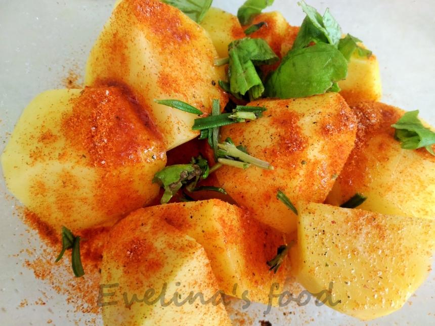 somon cu legume la cuptor (5)