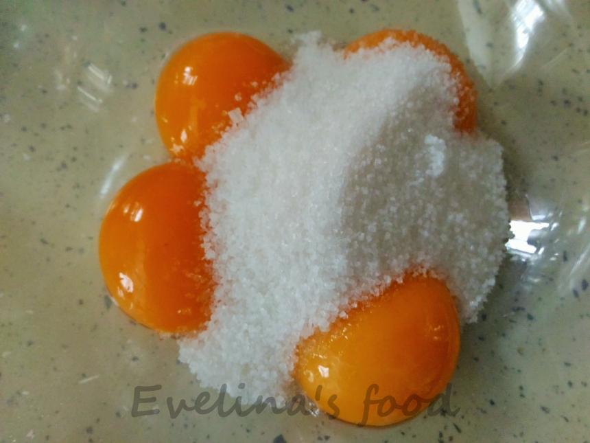 crema de vanilie preparare 1