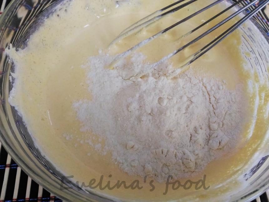 crema vanilie preparare