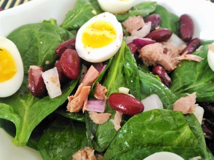 salata cu baby spanac si fasole rosie (11)