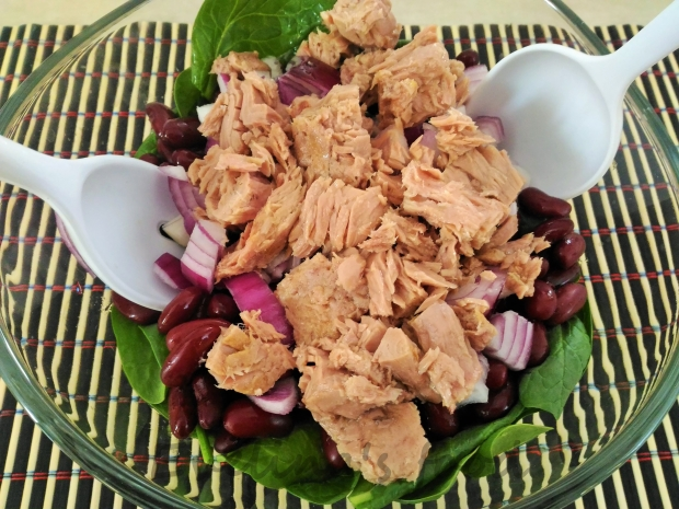 salata cu baby spanac si fasole rosie (6)