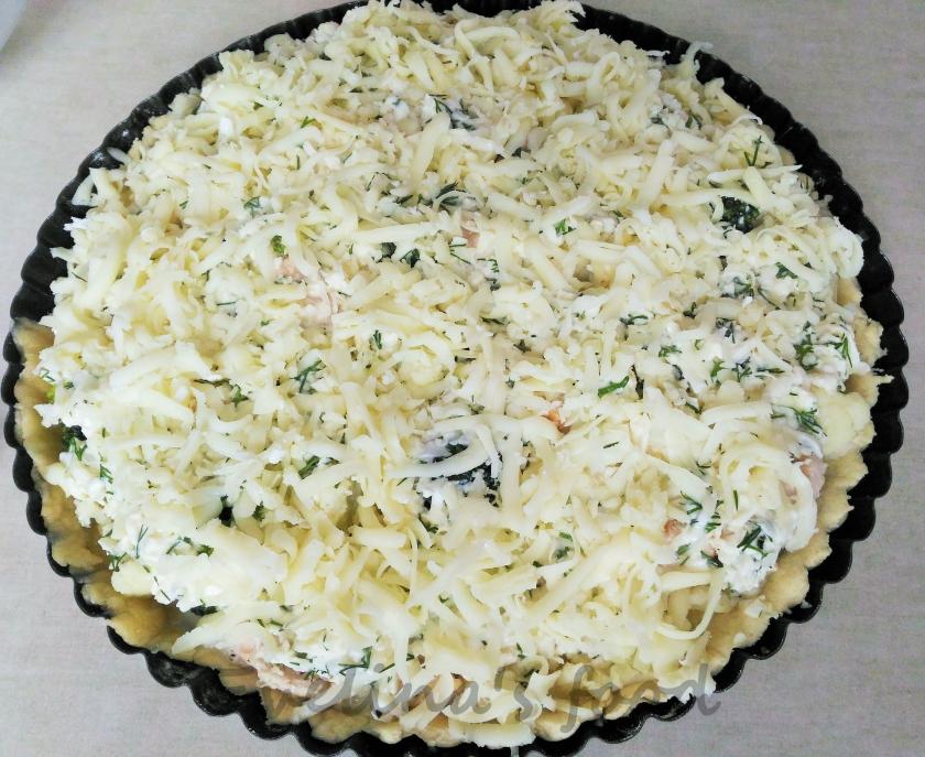 Tarta cu conopida si broccoli (28)