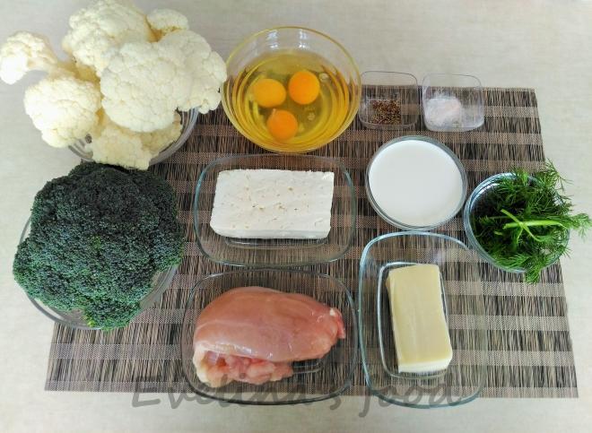 Tarta cu conopida si broccoli (7)
