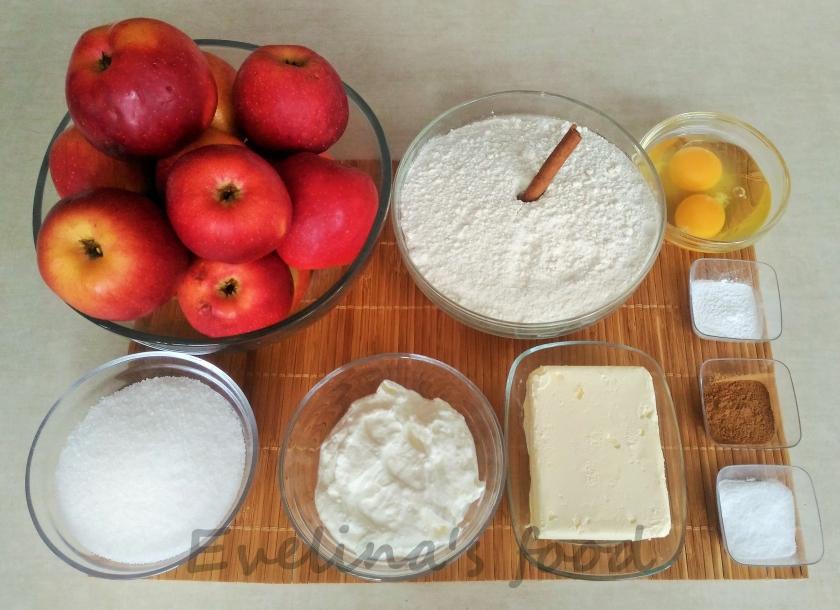 placinta cu mere (1)