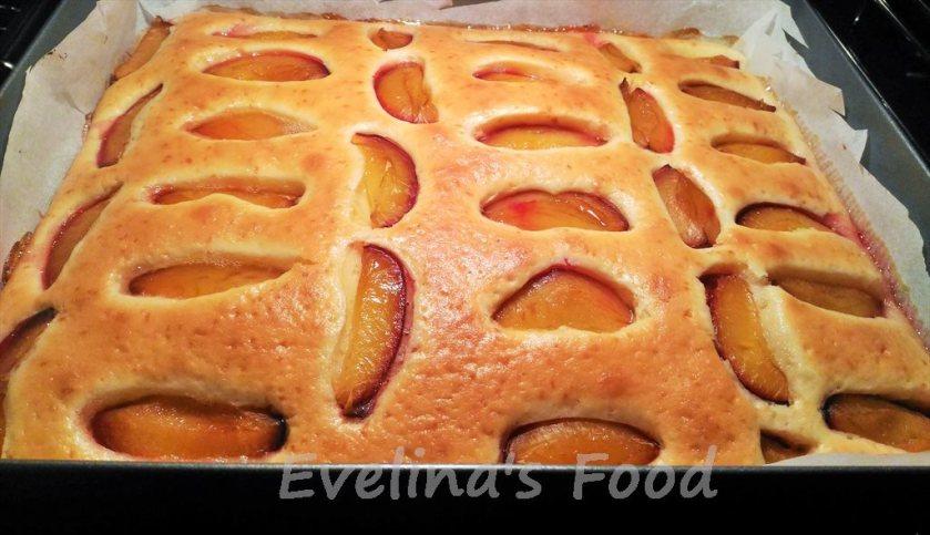 prajitura cu prune rapida