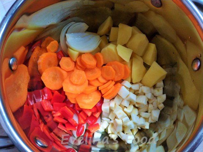 Supa de fasole pastai (2)